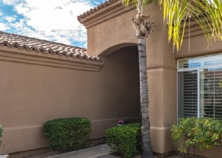 Foreclosed Home in E PRINCESS DR, Scottsdale, AZ - 85255