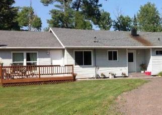 Foreclosed Home en KAUKAMO RD, Iron River, WI - 54847