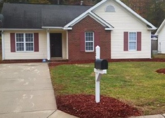 Foreclosed Home in MARGARET TURNER RD, Charlotte, NC - 28216