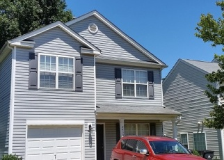 Foreclosed Home in SHAD CT, Charlotte, NC - 28208