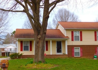 Foreclosed Home in LORD JEFF DR, Greensboro, NC - 27405