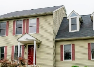 Foreclosed Home en ADCOCK LN, Hanover, MD - 21076