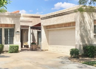 Foreclosed Home in E DEL TORNASOL DR, Scottsdale, AZ - 85258