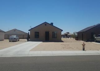 Casa en ejecución hipotecaria in Gadsden, AZ, 85336,  N AMANDA AGUIRRE CT ID: P1297156