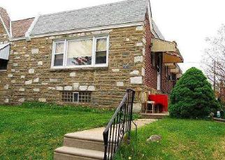 Foreclosed Home in STRAHLE ST, Philadelphia, PA - 19152