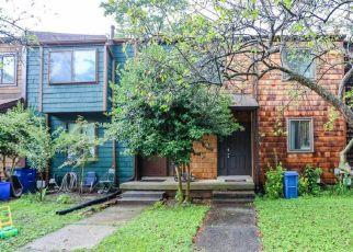 Foreclosed Home en WOODRUFF CT, Germantown, MD - 20874