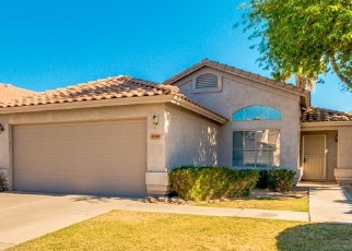 Foreclosed Home in W KINGBIRD DR, Chandler, AZ - 85286
