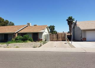 Foreclosed Home en W ESTRELLA DR, Chandler, AZ - 85224