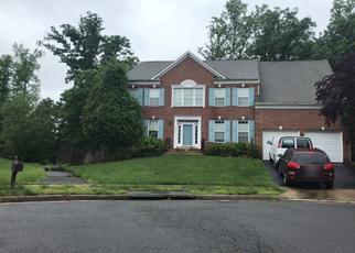 Foreclosed Home en MONICA CT, Fairfax, VA - 22030