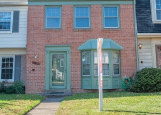 Casa en ejecución hipotecaria in Alexandria, VA, 22310,  YADKIN CT ID: P1301182