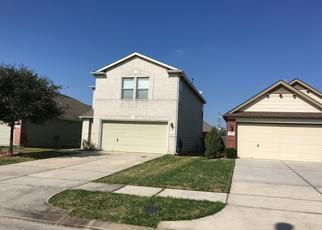 Foreclosed Home in PEACHSTONE PL, Spring, TX - 77389