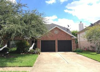 Foreclosed Home in TEALWATER CT, Katy, TX - 77449