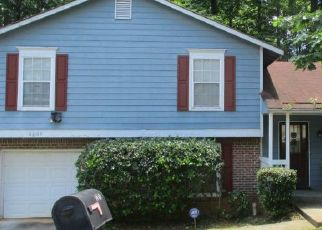 Foreclosed Home in OLD WELLBORN TRCE, Lithonia, GA - 30058