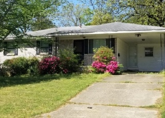 Foreclosed Home in VANCOUVER DR, Little Rock, AR - 72204