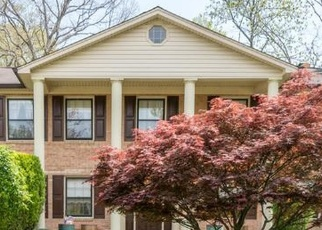 Foreclosed Home en AUTUMNWOOD LN, Fort Washington, MD - 20744