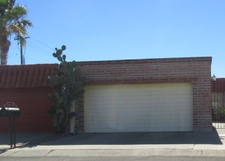Foreclosed Home in N LIMBERLOST PL, Tucson, AZ - 85705