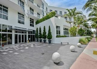 Foreclosed Home in MERIDIAN AVE, Miami Beach, FL - 33139