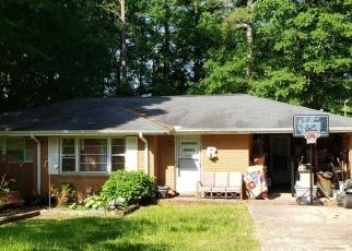 Foreclosed Home en OLD CAMP CHURCH RD, Carrollton, GA - 30117