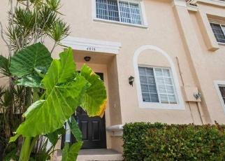 Foreclosed Home en NW 58TH MNR, Pompano Beach, FL - 33073
