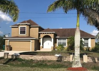 Foreclosed Home in NE 5TH PL, Cape Coral, FL - 33909