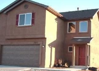 Foreclosed Home en MANISTIQUE DR, Colorado Springs, CO - 80923