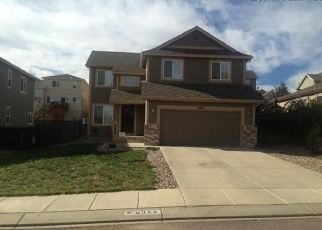 Foreclosed Home en MEADOWCREST DR, Fountain, CO - 80817