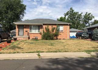Foreclosed Home en S UTICA ST, Denver, CO - 80219