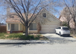 Foreclosed Home en ZINNIA ST, Palmdale, CA - 93550