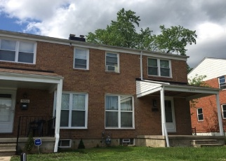 Foreclosed Home en MOORES RUN CT, Baltimore, MD - 21206