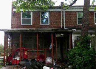 Foreclosed Home en RITTENHOUSE AVE, Baltimore, MD - 21230