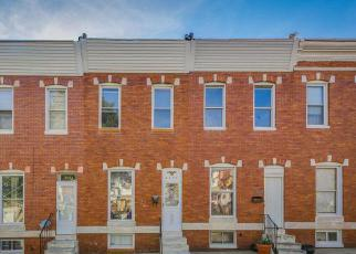 Foreclosed Home en CHRISTIAN ST, Baltimore, MD - 21223