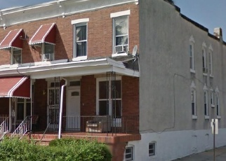 Foreclosed Home en WALBROOK AVE, Baltimore, MD - 21216