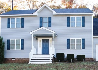 Foreclosed Home en PARRISH CREEK LN, Chesterfield, VA - 23832