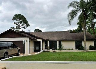 Foreclosed Home in SW VITTORIO ST, Port Saint Lucie, FL - 34953