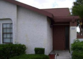 Foreclosed Home in SW TAMWORTH ST, Port Saint Lucie, FL - 34953