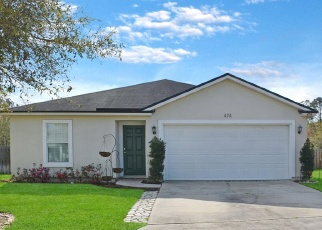 Foreclosed Home in S HAMILTON SPRINGS RD, Saint Augustine, FL - 32084