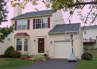 Foreclosed Home en CASCADE RANGE CT, Owings Mills, MD - 21117