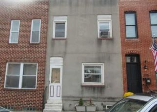 Foreclosed Home en GOUGH ST, Baltimore, MD - 21224
