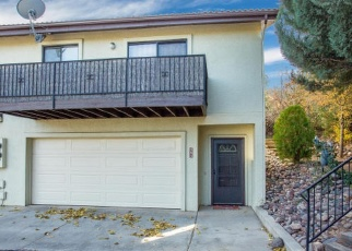 Foreclosed Home in LANTANA DR, Prescott, AZ - 86301