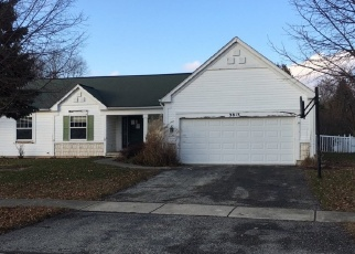 Foreclosed Home in LANDINGS RD, Joliet, IL - 60431