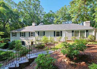 Foreclosed Home in TORY HOLE RD, Darien, CT - 06820