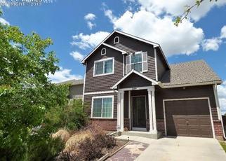 Foreclosed Home en ROCKVILLE DR, Colorado Springs, CO - 80923