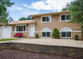 Foreclosed Home en BROWNING AVE, Colorado Springs, CO - 80910