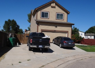 Foreclosed Home en GOOSE DOWN CT, Fountain, CO - 80817