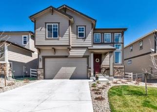 Foreclosed Home en GARGANEY DR, Castle Rock, CO - 80104