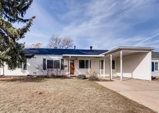 Foreclosed Home en S GRAPE WAY, Denver, CO - 80222
