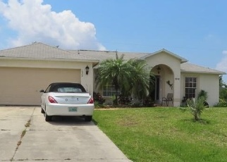 Foreclosed Home en NW 15TH ST, Cape Coral, FL - 33993
