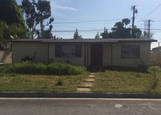 Foreclosed Home en CHARVERS AVE, Glendora, CA - 91740