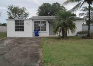 Foreclosed Home in NW 27TH ST, Pompano Beach, FL - 33063