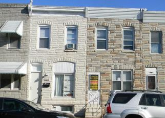 Foreclosed Home en GRUNDY ST, Baltimore, MD - 21224